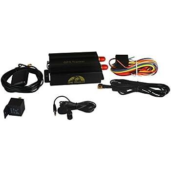 Amazon Com Vehicle Car Gps Tracker 103a For Gsm Gprs Gps