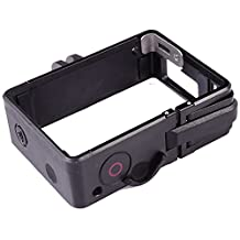 JMT® Double-Purpose Standard / Expanded LCD BacPac Frame Mount Protective Housing for GoPro HERO 3 3+ Plus Camera