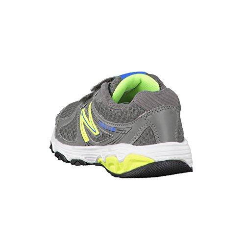New Balance Sneaker KV680 Dunkelgrau/Gelb EU 29