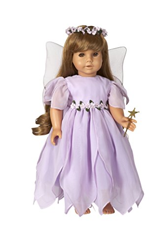 [Lavender Fairy Costume. Complete Outfit. Fits 18