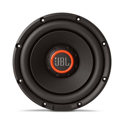 "Jbl - Series Iii 12"" Single-voice-coil 4-ohm Subwoofer - Bla"