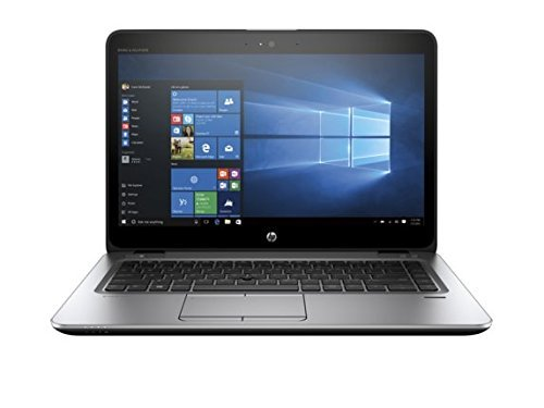 HP EliteBook 840 G3 14 inch High Performance QHD Business Laptop (Intel i7, 16 GB Memory, 512 GB SSD, 14 inch QHD 2560x1440, Back-lit Keyboard, Fingerprint Reader, Win 10 Pro)