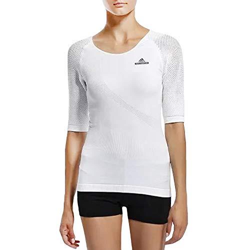 adidas Performance Womens Barricade Stella McCartney Tennis Top - S