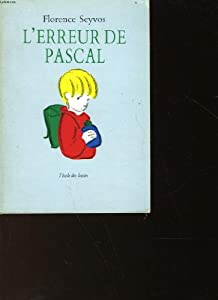 """Afficher """"L'erreur de Pascal"""""""