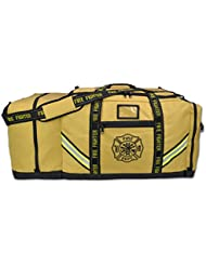 Lightning X Ripstop 3XL Firefighter Step-In Turnout Gear Bag & Helmet Compartment
