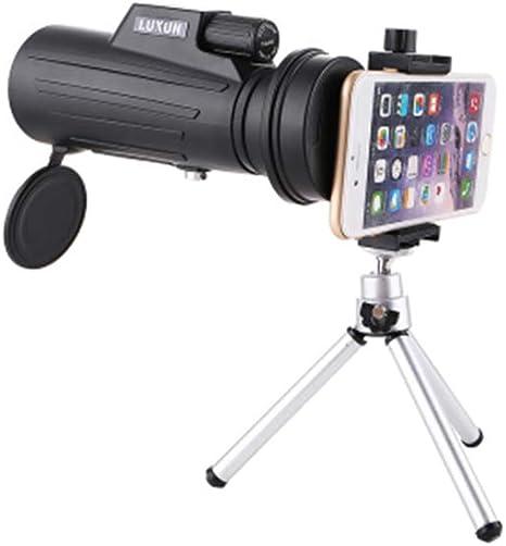 GXYAS - Telescopio monocular Ajustable para cámara fotográfica con ...