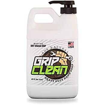 Amazon Com Grip Clean Heavy Duty Hand Cleaner Dirt