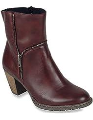 Rieker Womens Penelope 54 Boots