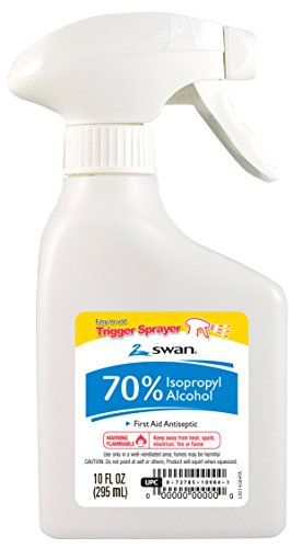 Swan Isopropyl Alcohol Sprayer Fluid