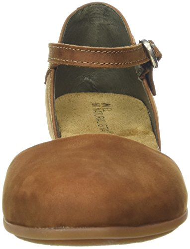 Donna Sandali Brown Naturalista Marrone El ND54 wqpH0xv4