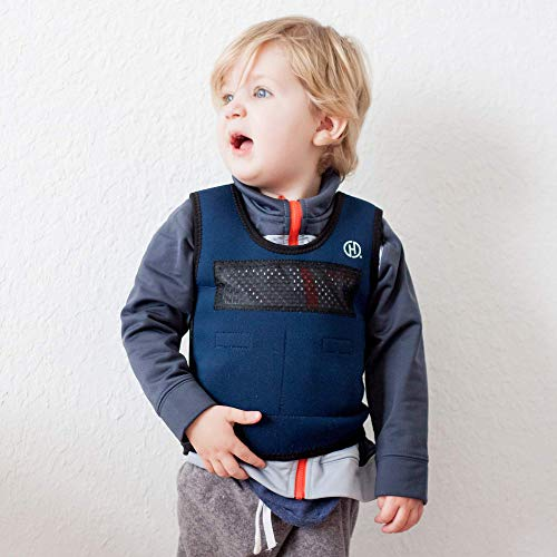 Weighted Compression Vest for