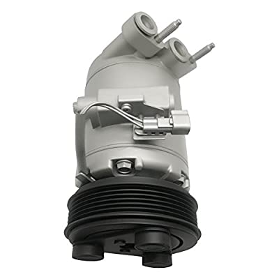 RYC Remanufactured AC Compressor and A/C Clutch FG672: Automotive