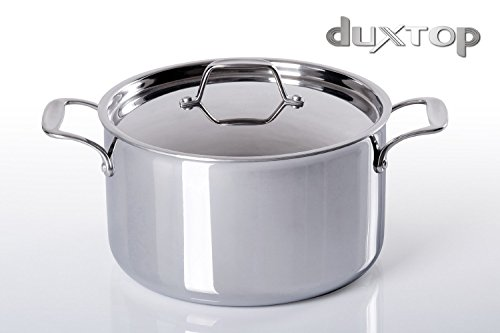 Secura Whole Clad Stainless Induction Cookware