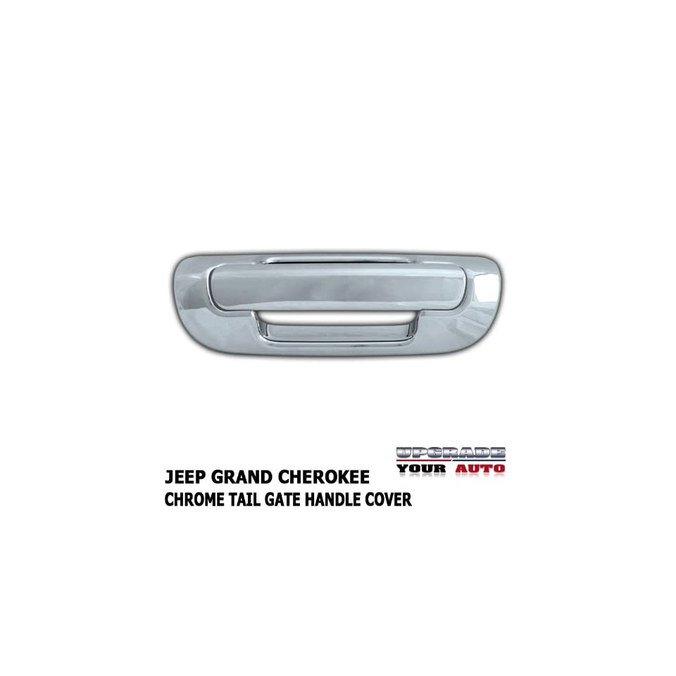 1999 2004 Jeep Cherokee Chrome Tailgate Handle Cover