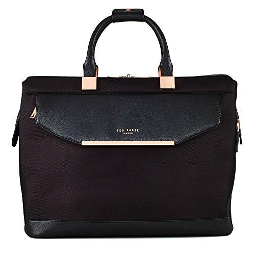Ted Baker Womens Albany Softside Holdall Bag (Black) from Ted Baker