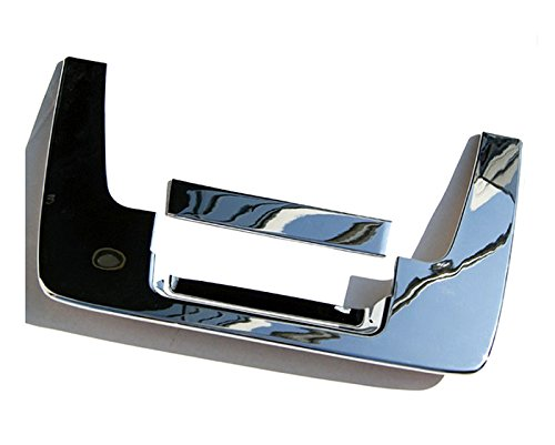 MaxMate Fits 04-13 Nissan Titan Chrome Tailgate Handle Cover Trim W/O Key Hole ()