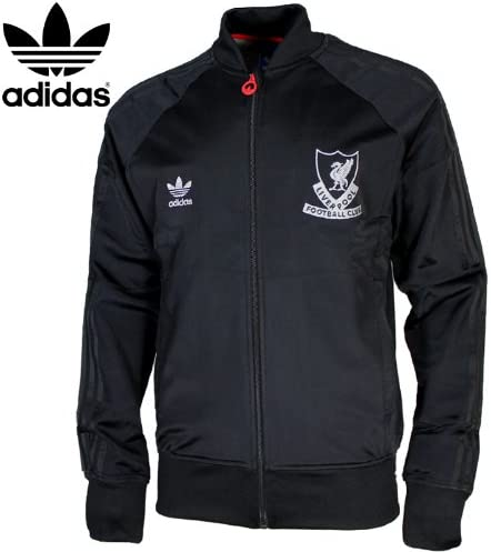LIVERPOOL Adidas Originals Football Track Top Jacke in