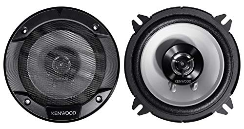 Kenwood KFC-1366S 250 Watt 5.25-Inch Coaxial 2 Way Car Audio Speaker (1 Pair) (Car 1 Speakers Way)