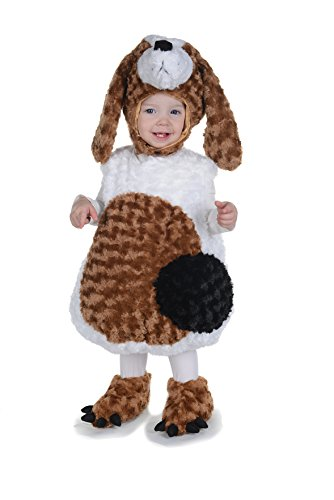 Toddler's Basset Hound Belly Babies Costume - (Popular Womens Costumes 2016)