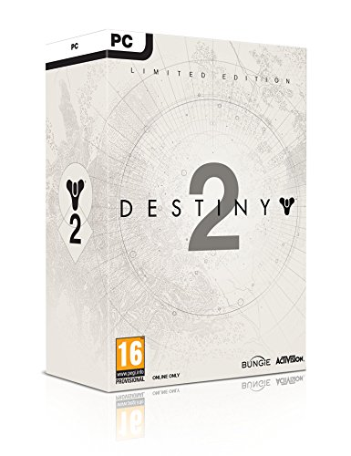 Destiny 2 Limited Edition  Pc Dvd