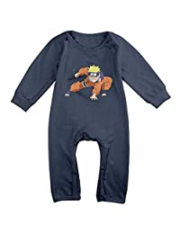 Famouse Anime Character NARUTO Design Baby Onesie Romper Jumpsuit Baby Clothes