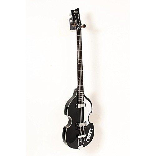 Hofner Ignition Series Vintage Violin Bass Level 2 Transparent Black 888365259482