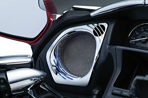 - Kuryakyn 3920 LED Speaker Grill