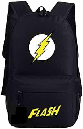 YOURNELO DC Comics Marvel Heroes High Capacity Rucksack School Backpack  Bookbag 966596b967
