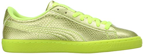 Minimal Basket Future Fashion WN's Safety Women's PUMA Sneaker Yellow wUC1qZt