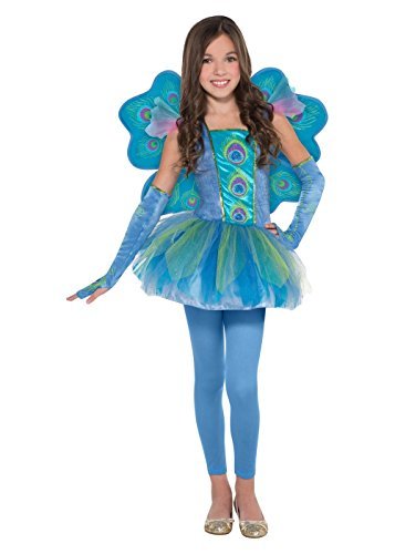Little Girls' Princess Peacock (Peacocks Halloween Outfits)