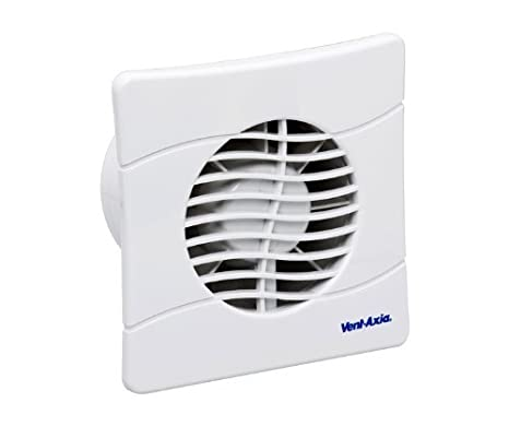 Vent Axia 436530 Bathroom/Toilet Extractor Fan (for 4
