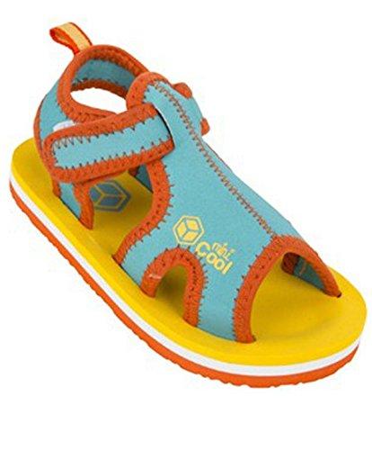 Badelatschen Cool Shoe Kinder MOLOKAI curacao 25/26