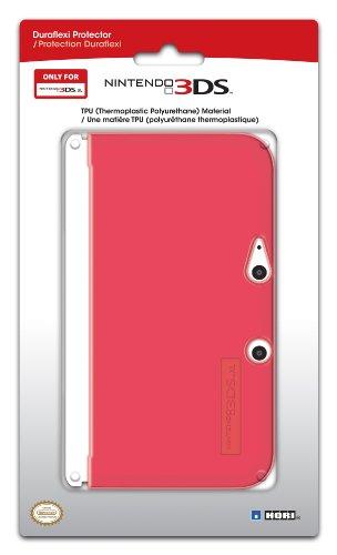 Nintendo 3DS XL Duraflexi Protector - Red