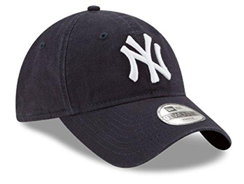 New Era Authentic Youth New York Yankees 9Twenty Strapback Team Color