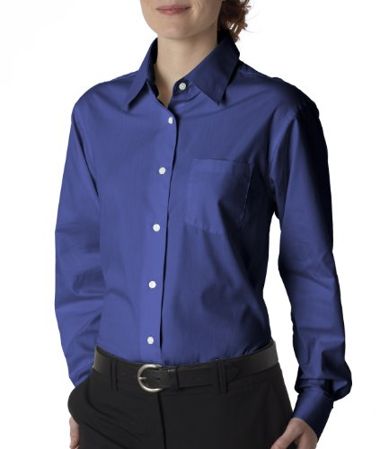 UltraClub - Camisas - para mujer azul (french)