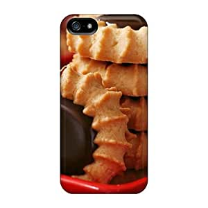 Hot Fashion JRvQuWV6685wpEqx Design Case Cover For Iphone 5/5s Protective Case (sweet Cookie)