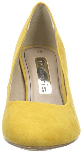 Tamaris 22416 - Tacones Mujer Dorado - Gold (SAFFRON 625)