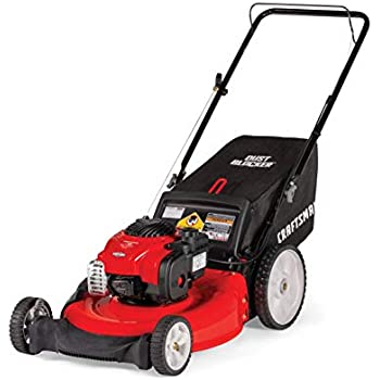 Craftsman M115 11A-B25W791 Push Lawn Mower, Red