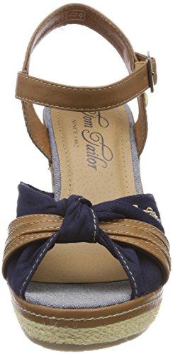 Marine Tailor Tom 4890801 Femme Bride Cheville Bleu Sandales BnZwxS0q