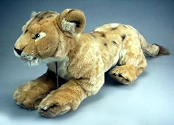 26c6ca0bf5ee Lion King Simba Lion approximately 52 CM   Big Cat Pendants Soft Toy ...