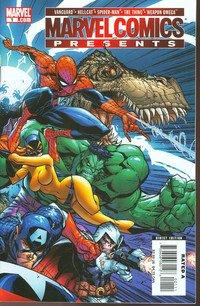 Download Marvel Comics Presents #1 pdf
