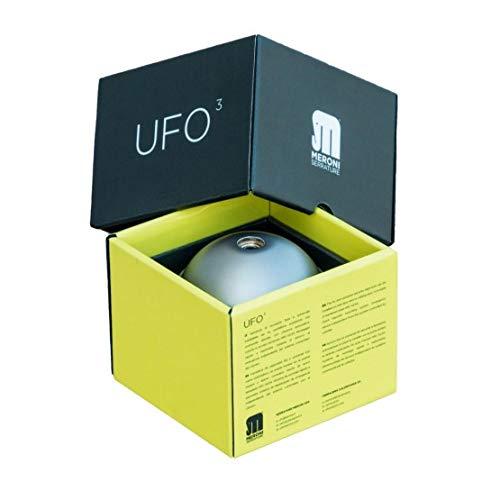 UFO3 Smart Double Set di 2 Serrature antifurto per Auto MERONI
