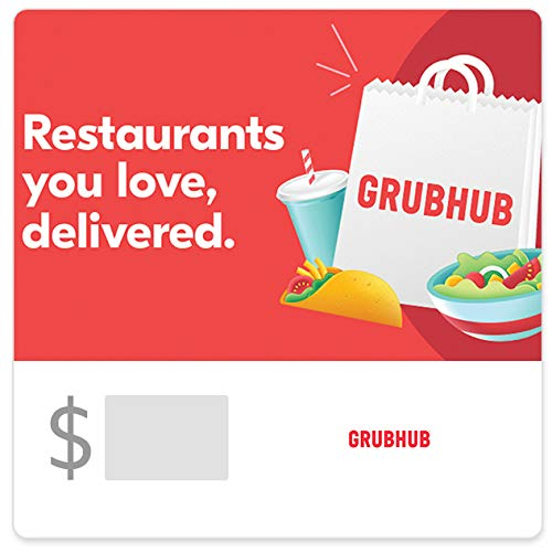 www.amazon.com: Grubhub Gift Cards - Email Delivery: Gift Cards