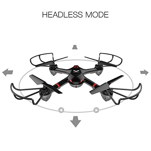 DROCON-Cyclone-Drone-for-Beginners-Kids-Training-Quadcopter-with-Headless-Mode-One-Key-Return-Easy-Control