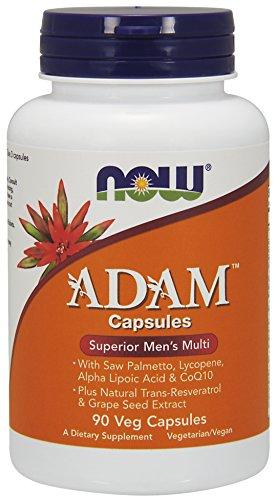 Now Foods ADAM superior Mens Multiple Vitamin 90 vcaps