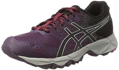 Asics T774N2690, Zapatillas de Running para Mujer, Morado (Winter Bloom/Black / Mid Grey), 38 EU
