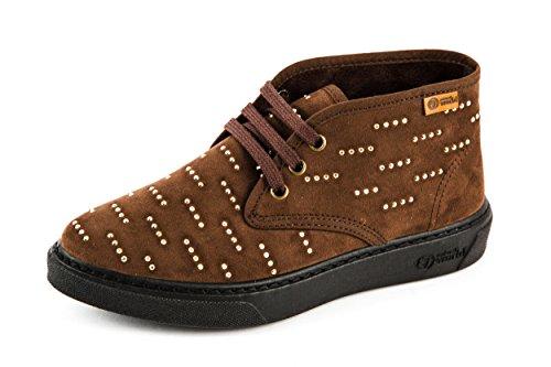 World para mujer Marr Zapatos de de Natural cordones Piel 7YxdwA71q