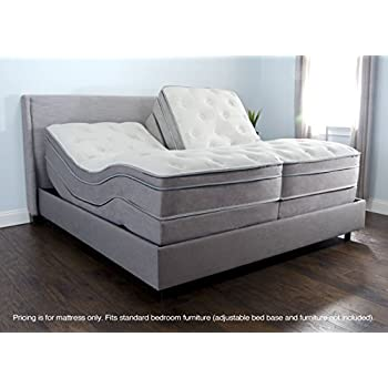 Amazon Com Personal Comfort 12 H12 Number Bed Split King