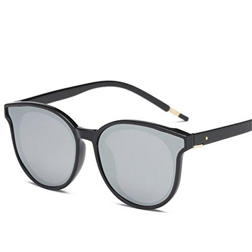 Tendencia De De Mujeres La Marco Gafas Y Polarizadas Hombres XGLASSMAKER G Gafas De Moda Sol Redondo Sol n7Of6Xqf