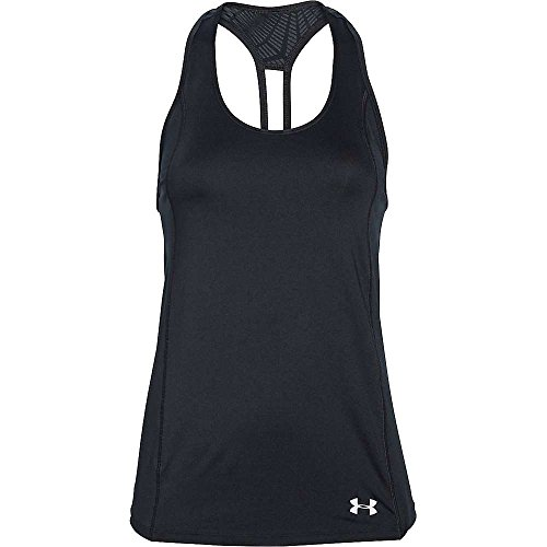 Under Armour Coolswitch Trail Tank - Women's Black Large